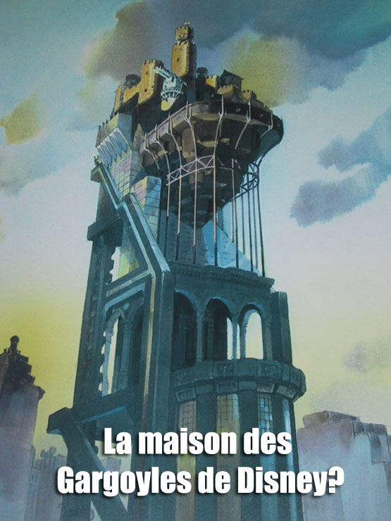 Maison-Gargoyles