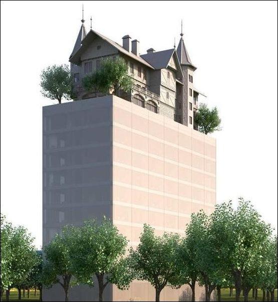 Projet-hotel-Metz
