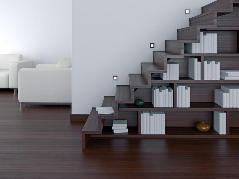 Pas bête ! Des escaliers originaux pour optimiser votre rangement ...