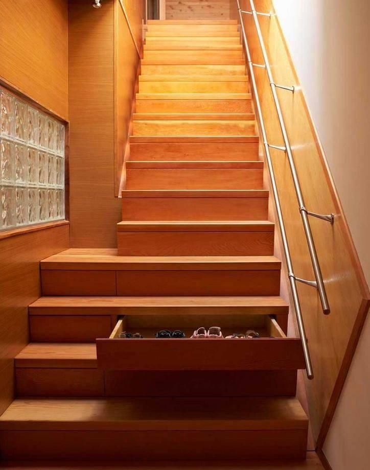 Pas Bête Des Escaliers Originaux Pour Optimiser Votre Rangement