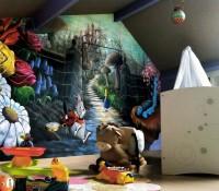 Sublime! Les murs prennent vie avec les peintures murales