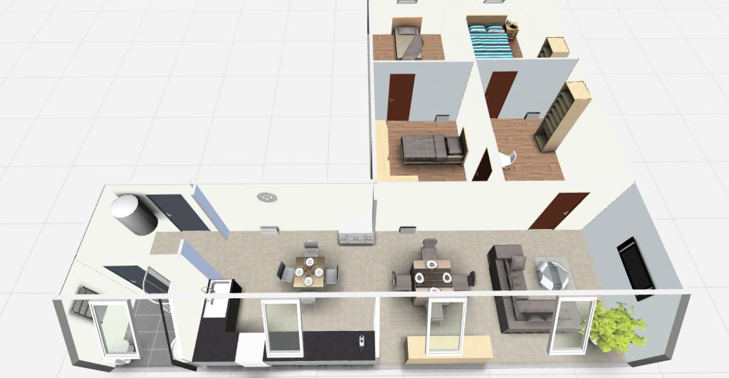 Loue appartement spacieux au coeur d'Aumetz