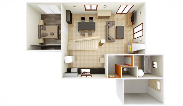 vue-3D-immobilier