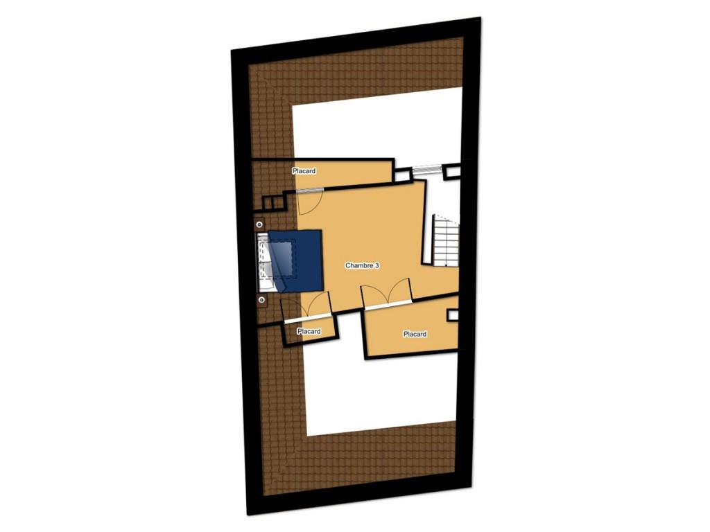 2ème étage 2D