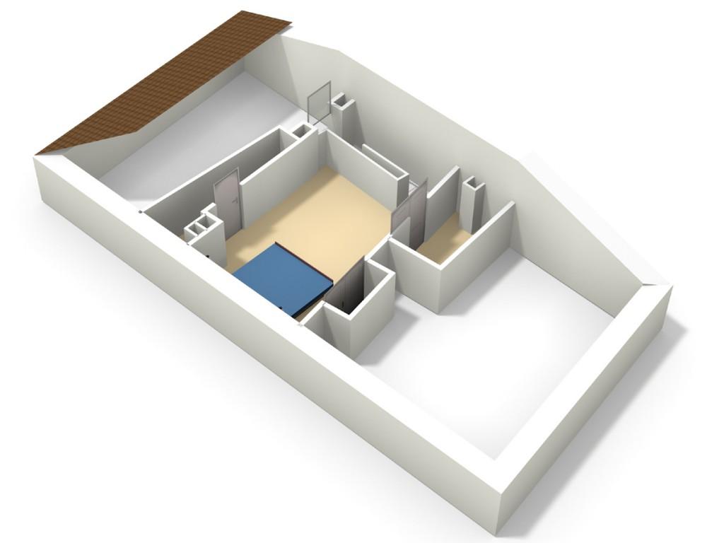 2ème étage 3D