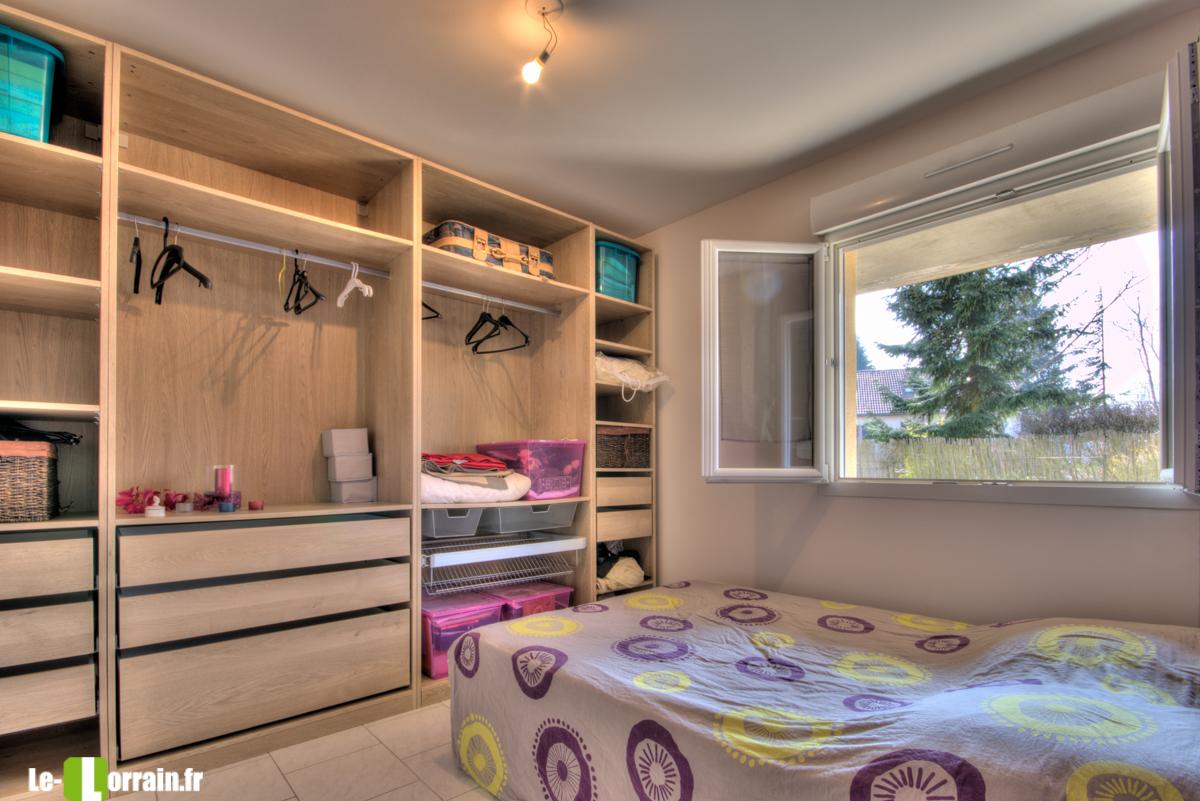 Appartement  1 chambre avec garage et terrasse proche de la frontière Luxembourgeoise